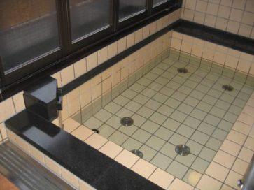 浴槽 吐水口